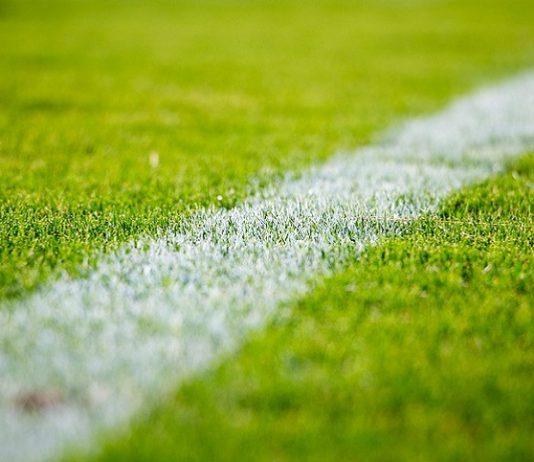 infortunio in un campo sportivo