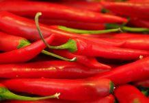 mangiare peperoncino