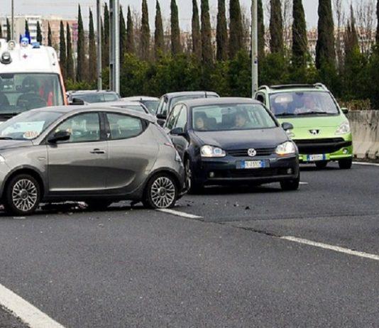 vittima di sinistro stradale