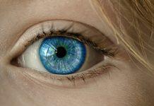 occhio tridimensionale