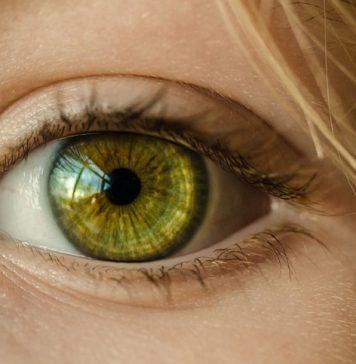 scansione degli occhi