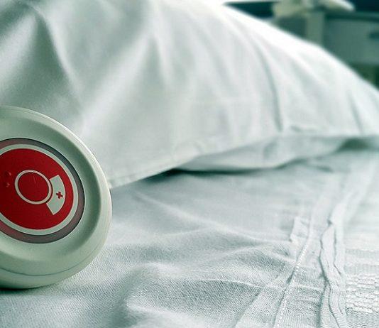 caduta dal letto in clinica