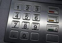 blocco della carta bancomat