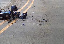 incidente in motorino