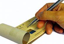 ricettazione di un assegno