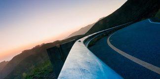 assenza di guardrail