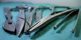complicazioni insorte durante un intervento