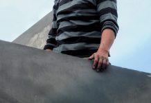 Attività lavorativa sul tetto
