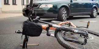 Investito mentre era in sella alla sua bici