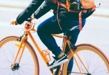 ciclista investita
